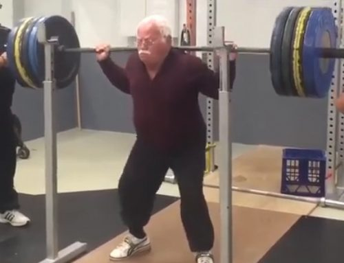 Want to squat more weight?